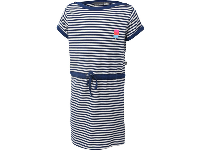 Color Kids Nilja Vestido Niñas, estate blue